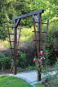 Garten Pergola Selber Bauen : rosenbogen bauen gartenideen garten garten ideen und selbstversorger garten ~ Orissabook.com Haus und Dekorationen