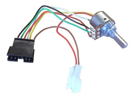 potentiometer switch for energy lucas electric golf trolley