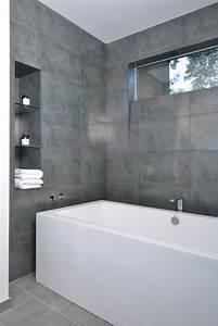 Badezimmer Fliesen Grau : wann sollen wir grau im badezimmer haben ~ Sanjose-hotels-ca.com Haus und Dekorationen