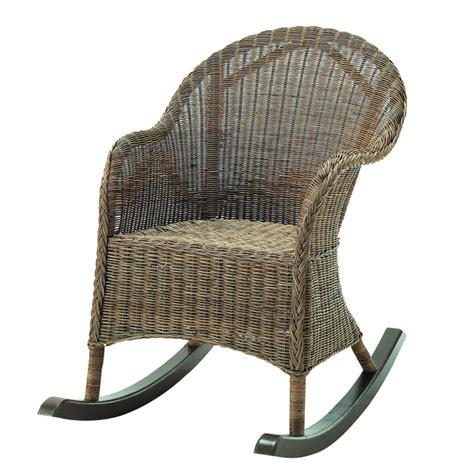 fauteuil a bascule maison du monde rocking chair fauteuils 224 bascule galerie photos de dossier 25 40