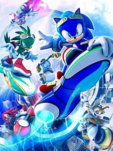 SONIC RIDER images sonic riders HD wallpaper and ...