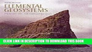 Elemental Geosystems 9th Edition Pdf  U0026gt  Akzamkowy Org