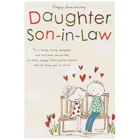 anniversary wishes  daughter  son  law cover pictures pinterest  laws daughters