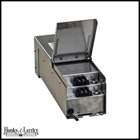 stainless steel 500 watt low voltage magnetic transformer
