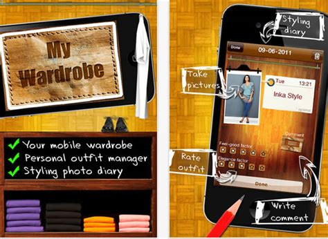 Touch Closet App by Organise Your Wardrobe With These Wardrobe Manager