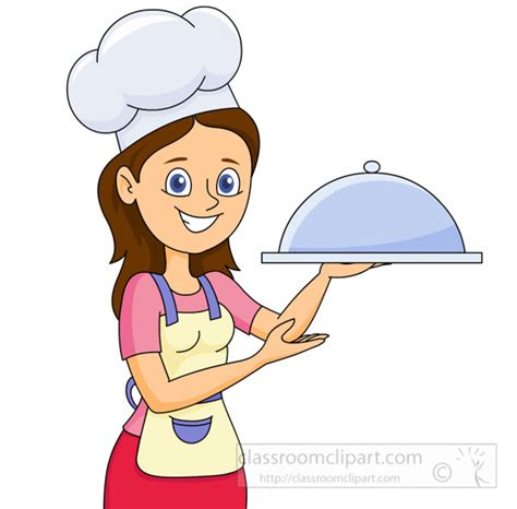 Chef Clip The Kitchen Clipart Chef Cooking Pencil And In