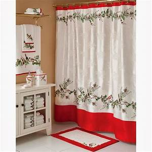 shabby in love bathroom decorating ideas for christmas With holiday bathroom decorating ideas