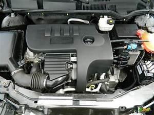 2006 Saturn Ion 3 Quad Coupe 2 4 Liter Dohc 16