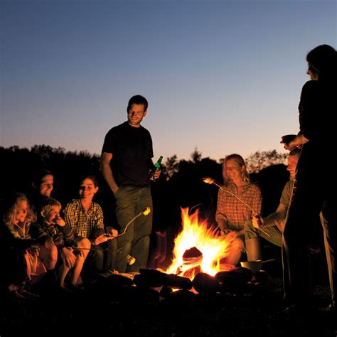 recipes  camping  glamping martha stewart