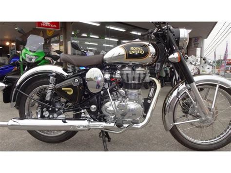 Royal Enfield Bullet 500 Efi Wallpapers by Royal Enfield Royal Enfield Classic Chrome 500 Efi 2019