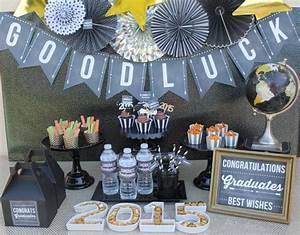 Graduation Party Ideas + Free Printables   Catch My Party