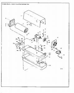 Kenmore 583408020 Space Heater Parts