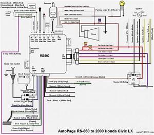 1999 Honda Civic Stereo Wiring Diagram
