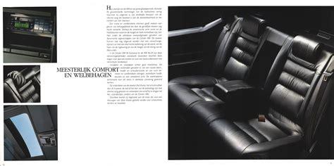 1991 dutch xm brochure