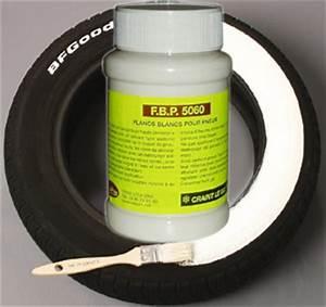 Pneu Flanc Blanc Voiture : feutre peinture pour pneus ~ Gottalentnigeria.com Avis de Voitures