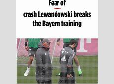 Real Madrid News Robert Lewandowski injury concern for