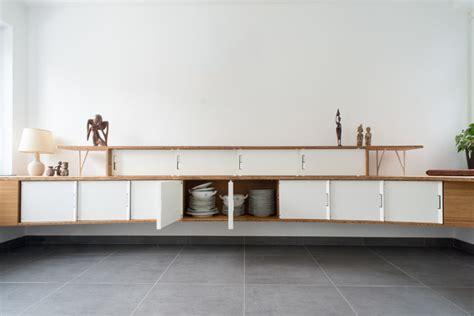 grand meuble buffet suspendu moderne salle 224 manger bruxelles par jo a