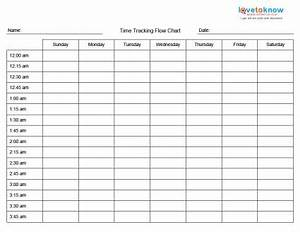 printable time management charts lovetoknow With time management grid template