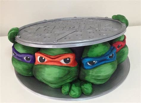 turtle decorations for cakes cake topper tmnt turtle cakes