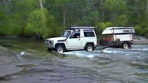 Daihatsu Rocky Does The Tele Track Cape York  2013