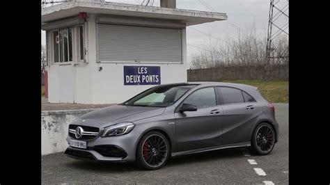 A45 amg in vendita in auto: Essai Mercedes Classe A 45 AMG 2016 - YouTube