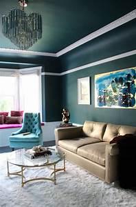 Comment Enduire Un Plafond : comment peindre un plafond facilement digpres ~ Mglfilm.com Idées de Décoration