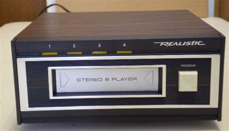 REALISTIC TR-169 8-TRACK PLAYER - RadioShack Gallery ...