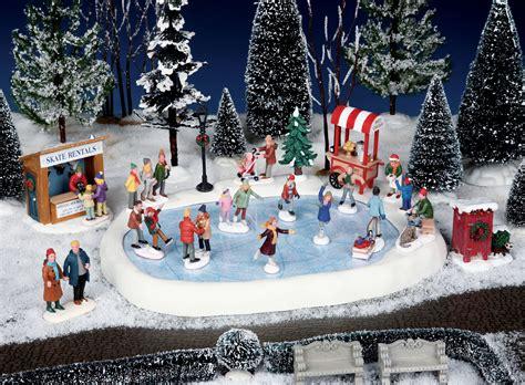 best 28 lemax skating pond priscillas christmas foyer