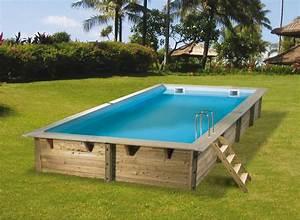 Piscine En Bois Hors Sol : installer une piscine hors sol ~ Dailycaller-alerts.com Idées de Décoration