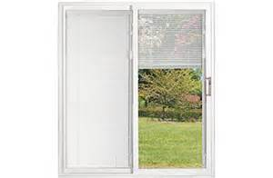 sliding patio doors with built in blinds plan sliding