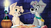 Lady and the Tramp II: Scamp's Adventure   Movie fanart ...