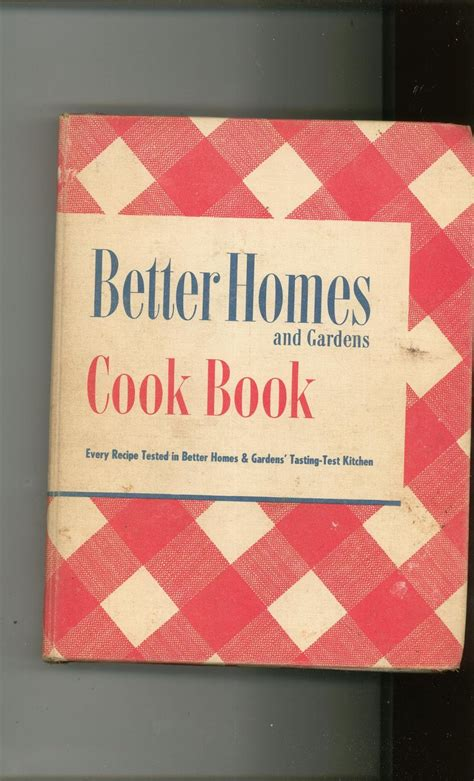 better homes and gardens cookbook better homes and gardens cook book cookbook vintage