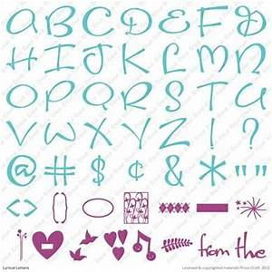 20 best images about scrapbooking cricut lyrical letters With cricut lettering machine