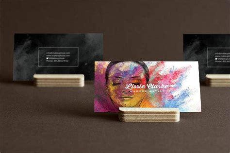 artist business card templates word psd