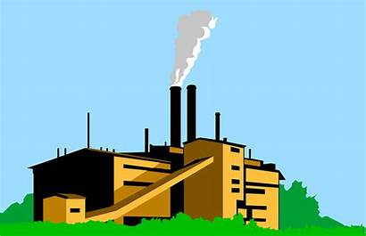 Factory Clipart Building Smoke Illustration Smoking Cliparts
