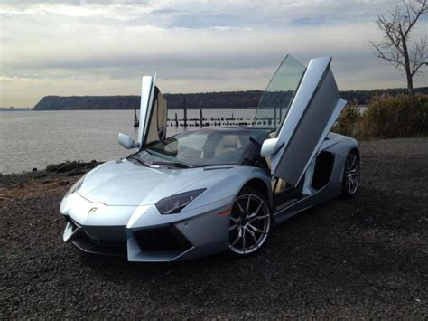 review lamborghini aventador roadster ny daily news