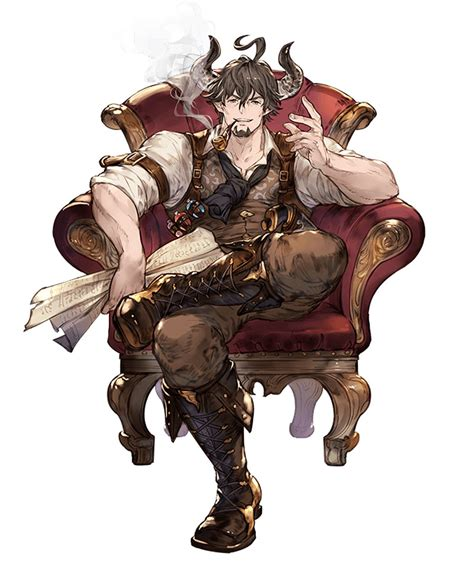 barawa art granblue fantasy art gallery