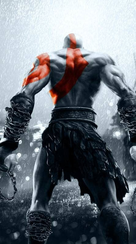 God Of War Hd Wallpaper For Mobile by God Of War Wallpapers Free By Zedge