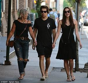 Keira Knightley and James Righton look smitten during ...