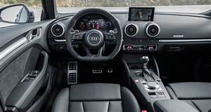 2017 Audi Rs3 Owners Manual