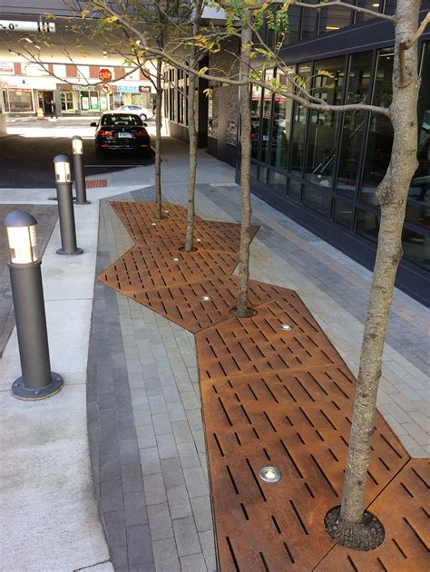 custom tree grates iron age designs