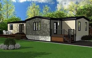 Style De Maison : maison unimodulaire sacha l 39 univers du modulaire ~ Dallasstarsshop.com Idées de Décoration
