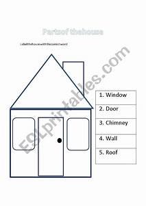 House Roof Parts Diagram