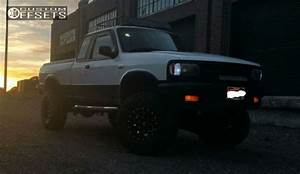 1995 Mazda B4000 Fuel Lethal Rough Country Suspension Lift 4in