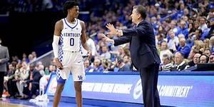 WATCH: De'Aaron Fox Posts Kentucky's Second Triple-Double ...