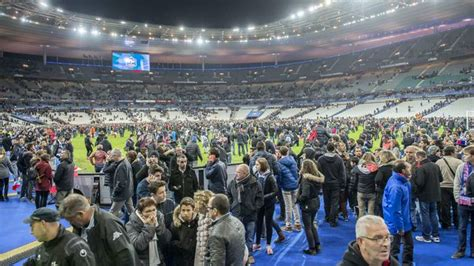 French Fans Sing Marseillaise They Evacuated From