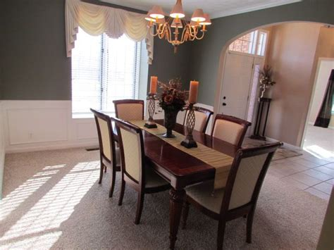 dining room paint color is sherwin williams quot connected grey quot dining rooms paint