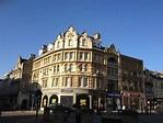 Look up in Northampton- MGT Design