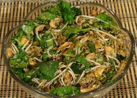 salade damour recettes quebecoises