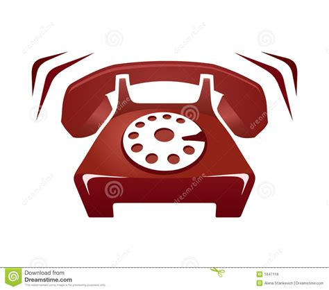 the phone the phone is ringing ringing phone royalty free stock image image 1647116